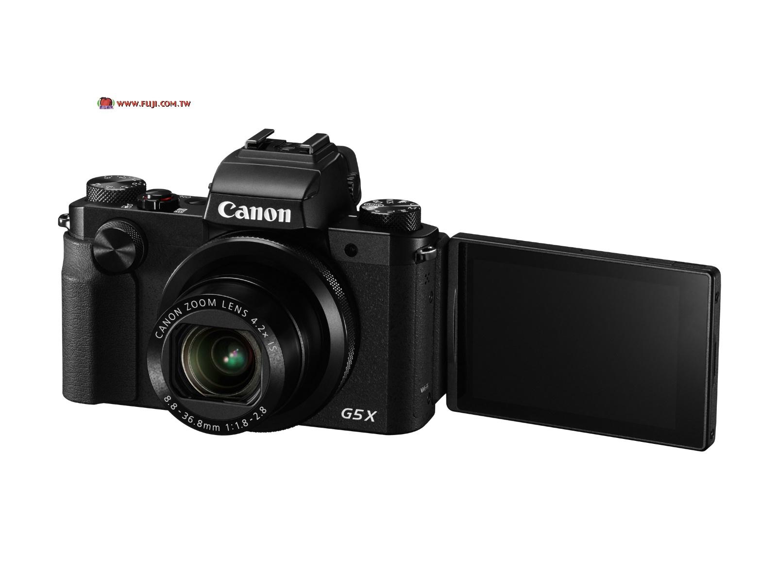 CANON?PowerShot-G5X