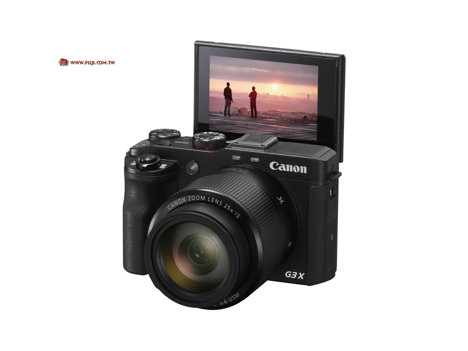 CANON?PowerShot-G3X