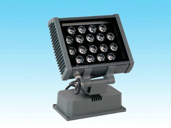 多角度可調HIGH POWER LED植物燈(L500W-18GR)