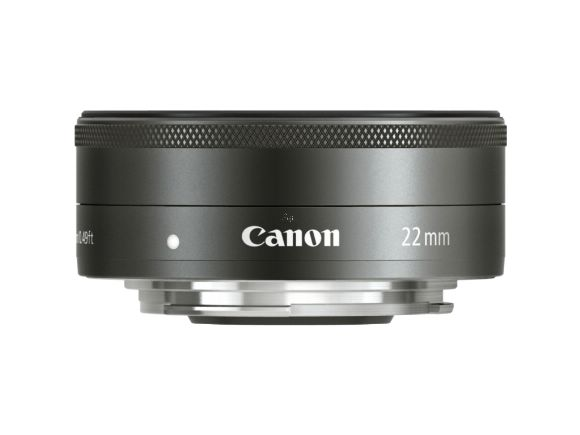 CANON原廠EF-M 22mm f/2 STM鏡頭
