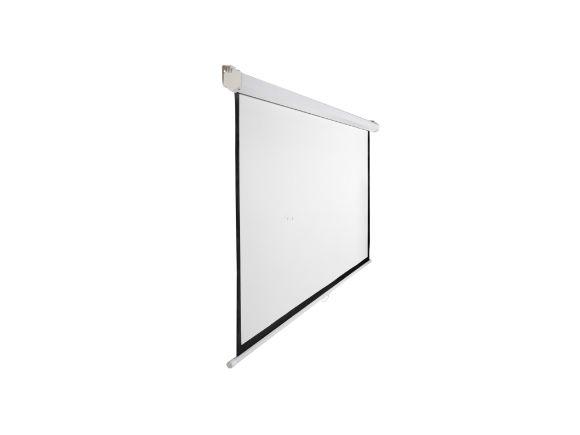 OPTOARTIST 蓆白150吋自鎖壁掛布幕(4:3)(WV150MS)