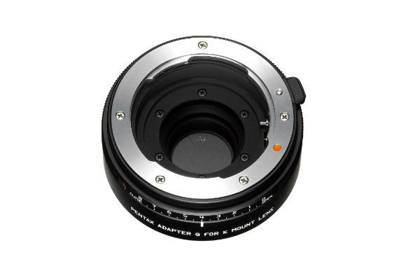 PENTAX 原廠Q系列相機設K-mount鏡頭轉接環(Adapter Q for K-mount Lenses)