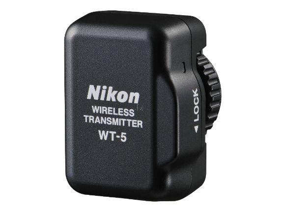 NIKON原廠Wireless Transmitter WT-5無線傳輸套件(For D4)(WT-5)