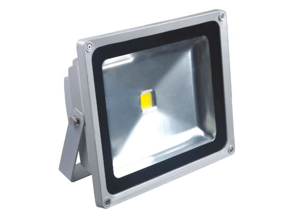 大功率 30W LED暖白光高亮度投光燈(12-24V)