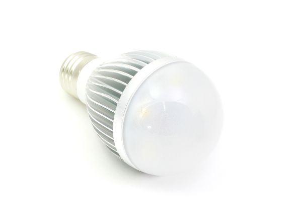 TMC直流450lm暖白光燈球/LED電球(12~24v)(TDC-5LPBallW)