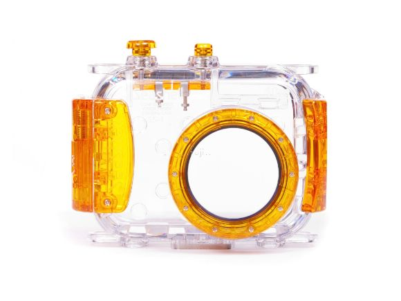 Seashell通用相機潛水盒Waterproof Camera Case (SS-1)