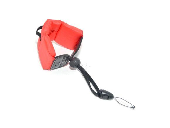 JJC通用漂浮腕帶手腕帶(紅色)(ST-6R)