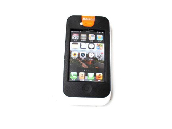iPhone4/4s手機防水盒(防水12M)(庫存品)(iphone4)
