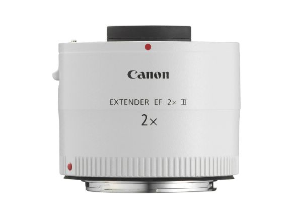 CANON原廠EXTENDER EF 2.0X III(加倍鏡)增距鏡(EXTENDEREF2.0XIII)