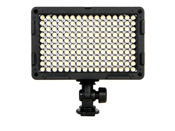 雙色溫攝影燈LED補光燈/攝像燈(160 LED)