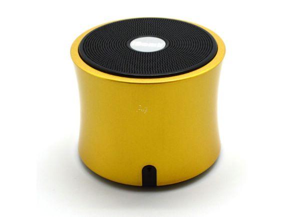 IBomb NFC 無線超重低音喇叭(藍芽、黃色)(TRX-570-Y)