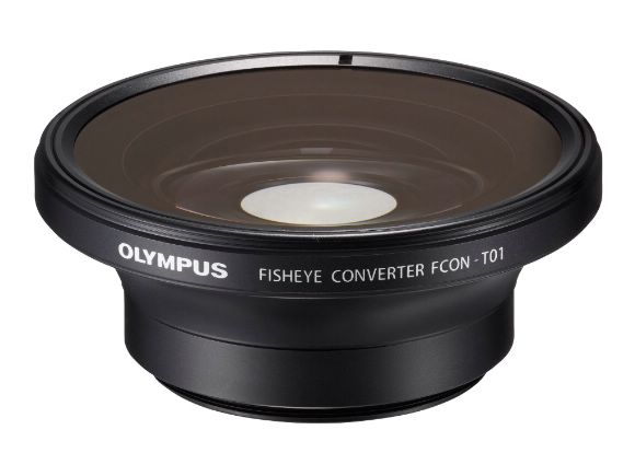 OLYMPUS原廠Fisheye Converter FCON-T01 魚眼防水轉接鏡(FCON-T01)