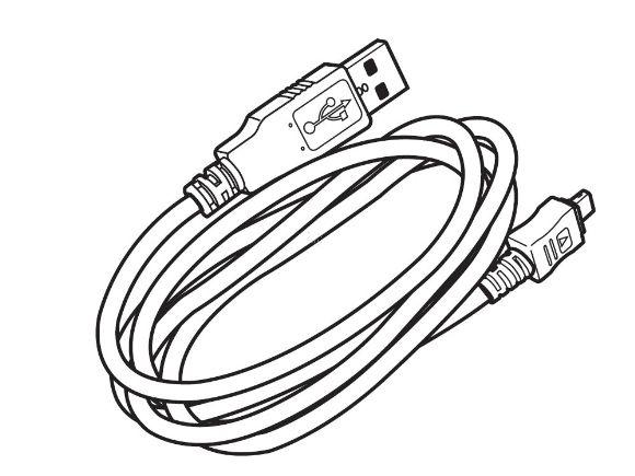 SAMSUNG三星Voice Recorder錄音機USB傳輸線(YP-VP1L)