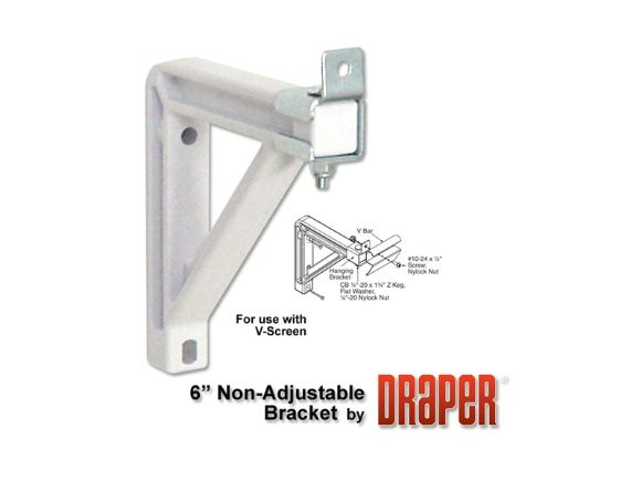 6 in Wall Brackets六吋壁掛架(6 in Wall Brackets)