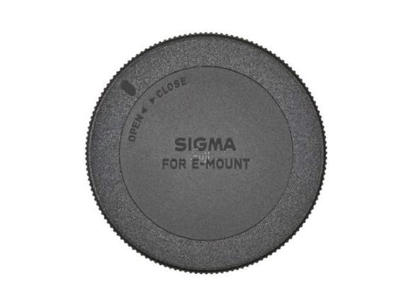SIGMA原廠Rear Lens Cap- Mirrorless鏡頭後蓋(Sony E-Mount)(Rear Lens Cap- Mirrorless)