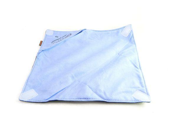 GIOTTOS捷特38x38cm超細纖維魔法清潔包布(灰色)(CL3642G)