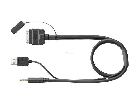 Pioneer先鋒用 I Pod 及 i-Phone 介面接線 (CD-IU50V)(CD-IU50V)