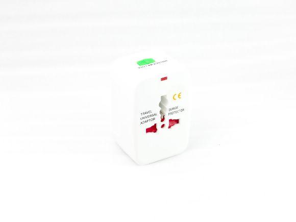多國電源轉換插座(雙向轉換,附收納袋)(AIOUU)