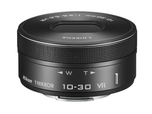 NIKON 原廠1 NIKKOR VR 10-30mm f/3.5-5.6 PD-ZOOM鏡頭(1 NIKKOR VR 10-30mm PD)