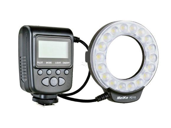 美科 MK-FC110 環型LED 閃光燈 / 微距燈(MK-FC110)