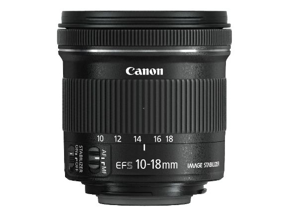 CANON原廠EF-S 10-18mm f/4.5-5.6 IS STM鏡頭(EF-S 10-18mm f/4.5-5.6 IS STM)