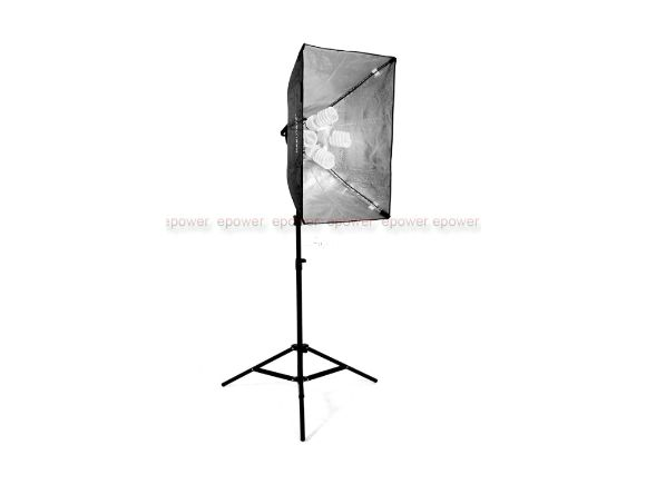 HAKUTATZ 高亮4燈款攝影棚燈(搭配70W5500K燈泡)(VL9004K)