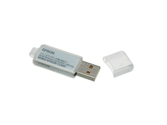 Epson原廠ELPAP09 Quick Wireless Connection USB Key快速無線連接密鑰(ELPAP09)