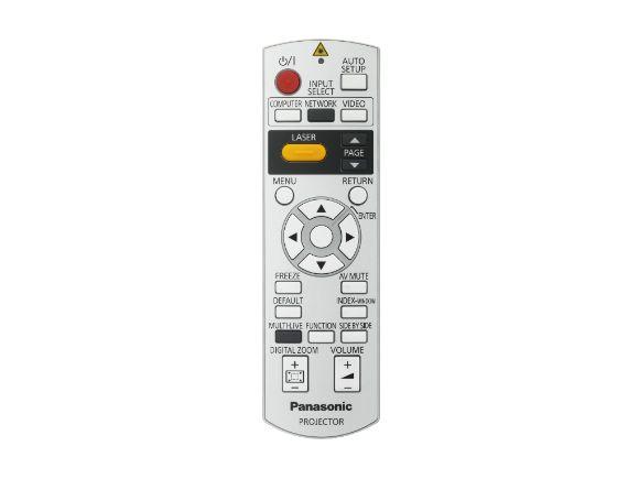 Panasonic松下原廠Remote Control投影機遙控器(PT-FW300)(PT-FW300)