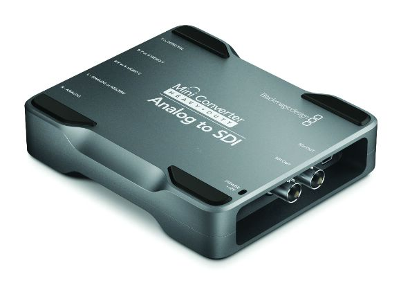 Blackmagic Design專業Mini Converter Heavy Duty Analog to SDI轉換器(Mini Converter Heavy Duty Analog to SDI)