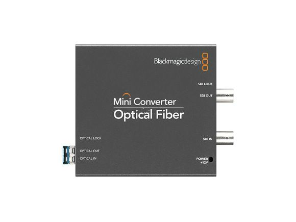 Blackmagic Design專業Mini Converter Optical Fiber迷您光纖轉換器(Mini Converter Optical Fiber)