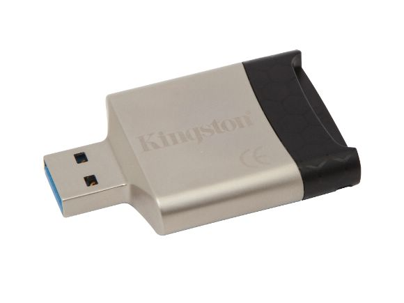Kingston金士頓MobileLite G4讀卡機(USB3.0)(FCR-MLG4)