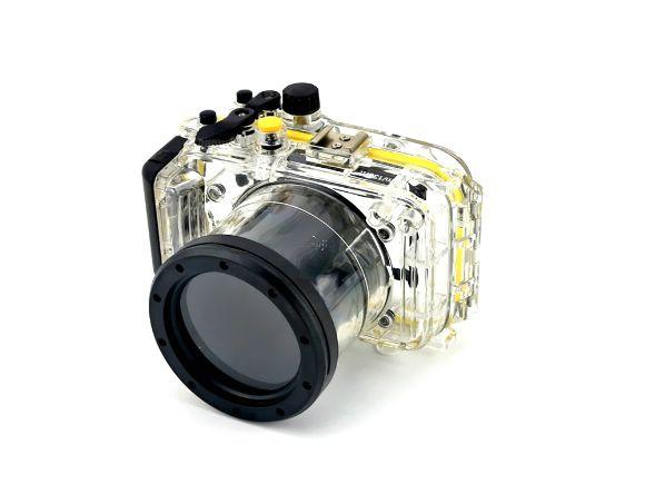 Panasonic用GF6 (14-42mm KIT鏡)潛水盒(40M)(ME-A6000-ZPGF6)