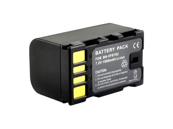 JVC傑偉士用BN-VF815UL超長效充電鋰電池(BN-VF815UL)