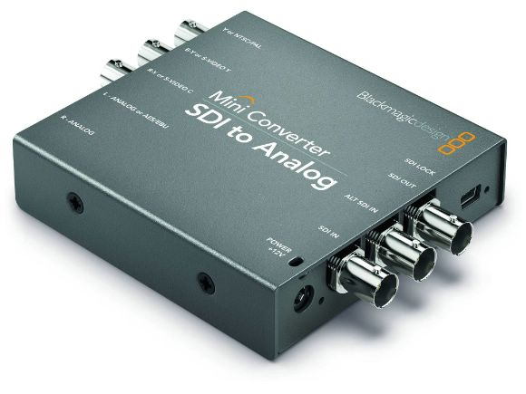 BMD專業Mini Converter - SDI to Analog迷您轉換器(Mini Converter -SDI to Analog)
