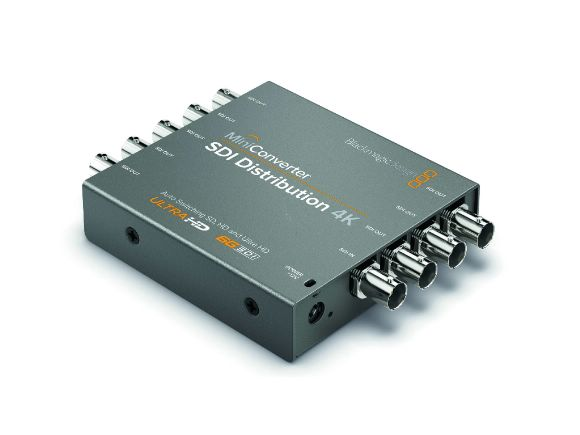 Blackmagic Design專業Mini Converter SDI Distribution 4K迷您SDI分配器(Mini Converter SDI Distribution 4K)