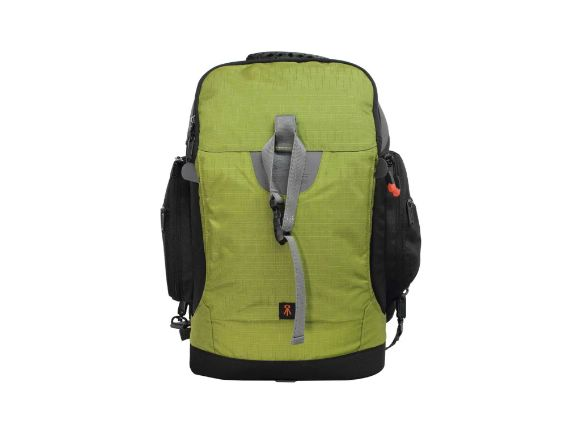JENOVA吉尼佛TRAVELER-757-1旅行者輕鬆攝影背包(綠色)(TRAVELER-757-1G)