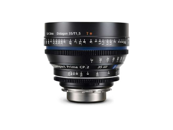 ZEISS蔡司Compact Prime CP.2 35mm/T1.5 Super Speed電影鏡頭(公司貨)(CP.2 35mm/T1.5 Super Speed)