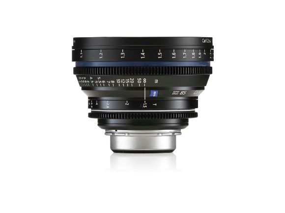 ZEISS蔡司Compact Prime CP.2 85mm/T1.5 Super Speed電影鏡頭(公司貨)(CP.2 85mm/T1.5 Super Speed)