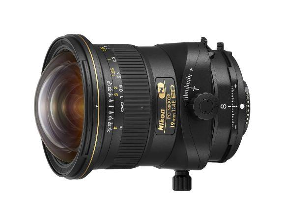 NIKON原廠PC NIKKOR 19mm f/4E ED軸移鏡頭(PC NIKKOR 19mm f/4E ED)