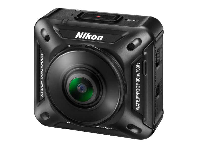 Nikon KeyMission 360運動攝影機(KeyMission 360)