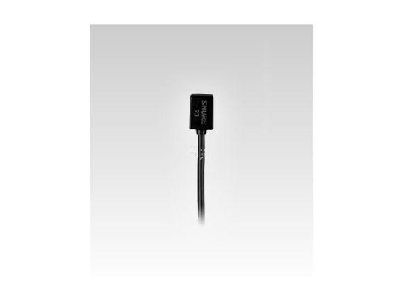 SHURE舒爾WL93微型領夾式電容麥克風 (總代理公司貨)(WL93)