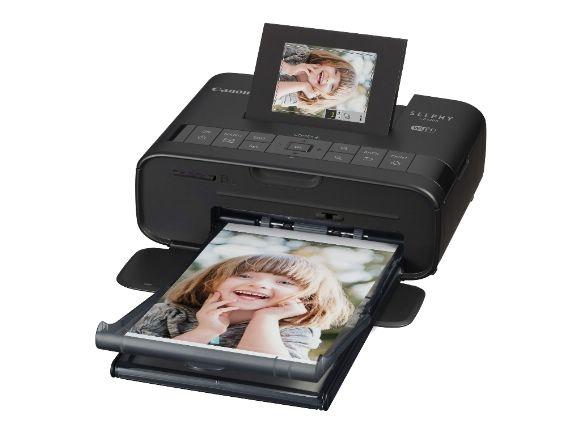 CANON佳能SELPHY CP1200無線輕巧印像機(黑色,彩虹公司貨)(0599C001)
