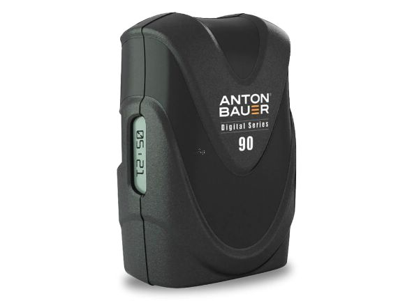 Anton/Bauer廣播級Digital 90 V-Mount數位電池(Digital 90 V-Mount Battery)