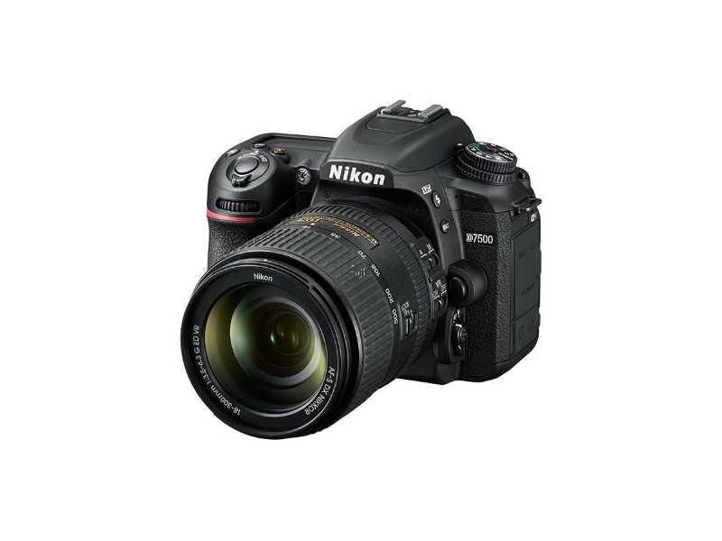 NIKON原廠D7500數位相機套組(含18-300VR鏡頭)(D7500KIT2)