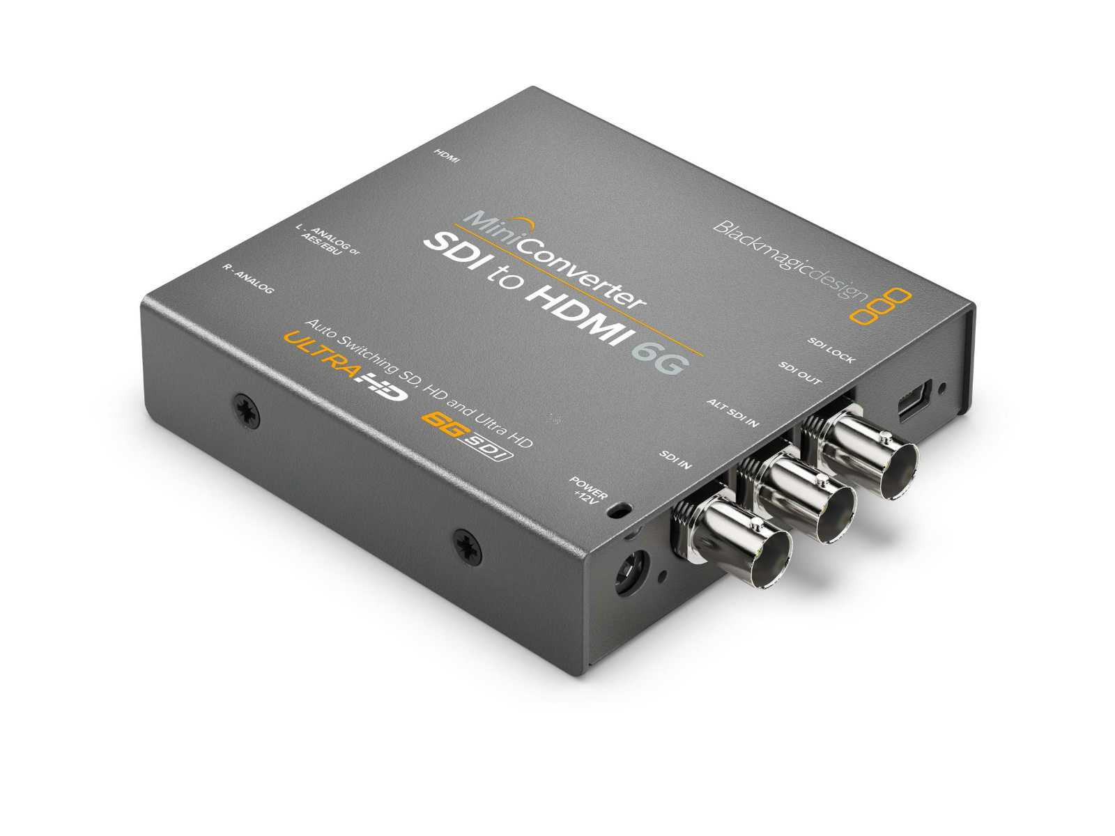 Mini Converter - SDI to HDMI 6G 蝺刻?嚗�A14372