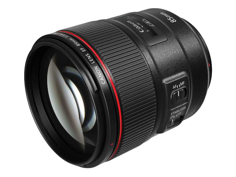 Canon 推出全新EF85mm f/1.4L IS USM鏡頭(EF8514LIS/2271C001)