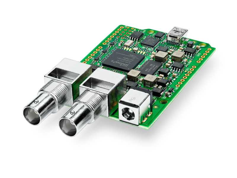 BMD原廠3G-SDI Arduino shield擴充卡(3G-SDI Arduino shield)