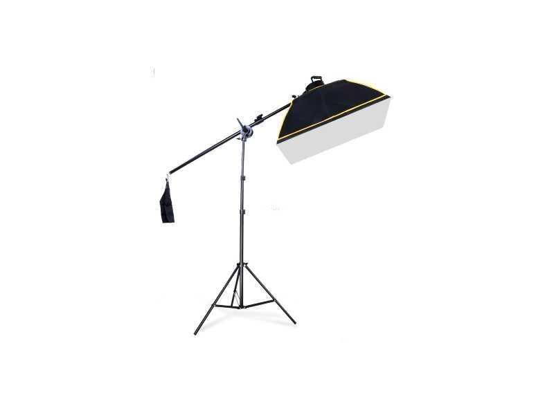HAKUTATZ 50x70cm無影罩LED攝影棚燈頂燈(VL128)