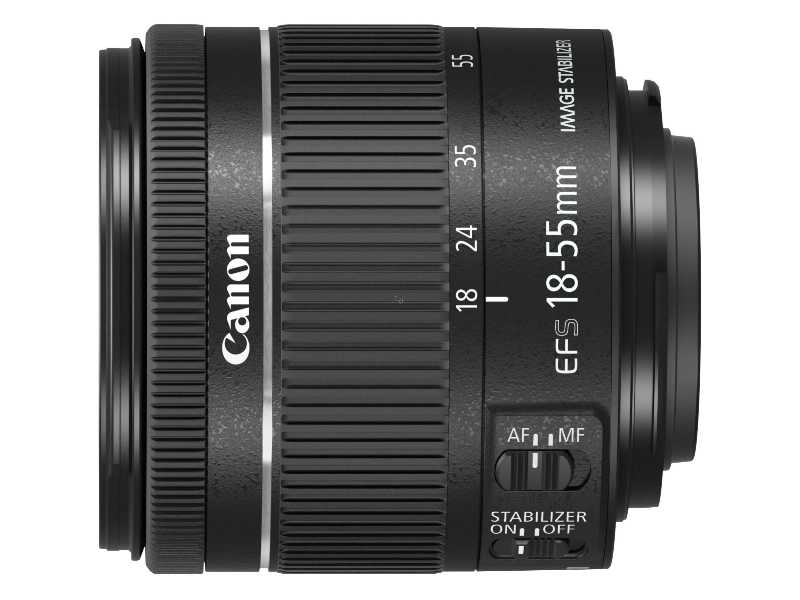 CANON原廠EF-S18-55mm F4-5.6 IS STM鏡頭