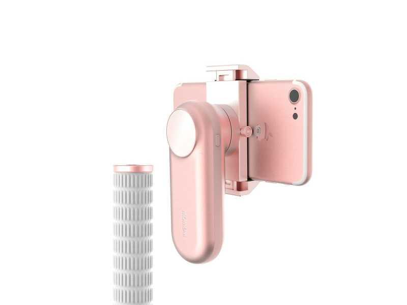 全新2代 WEWOW Fancy 手機智能穩定器(玫瑰金)(Fancy P)